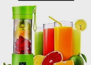 Rechargeable Mini USB Fruit Blender