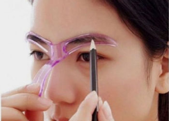Eyebrow Template Stencil Grooming Shaping Helper
