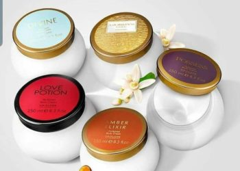 Perfumed Body Creams @ Discounted Price