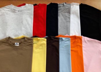 Plain And Patterned T-Shirts