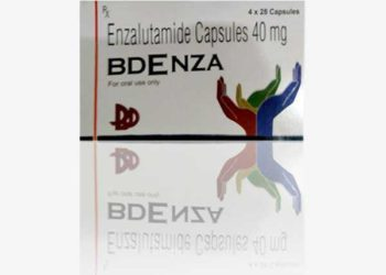 Buy Bdenza Enzalutamide 40 mg Capsule in Nigeria – Prostate Cancer Medicine