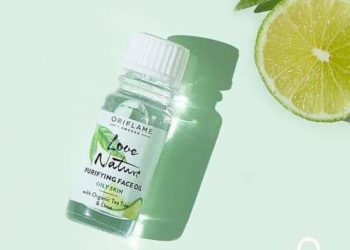 TREAT Purifying Face Oil with Organic Tea Tree & Lime