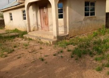 2 PLOTS FOR SALE AT MOGBORO, LAGOS/IBADAN EXPRESS WAY