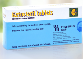 Ketosteril Tablet Price – Buy Online at Low Cost in Nigeria