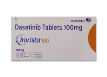 Buy Invista 100 mg Online | Dasatinib Tablet at Lowest Price in Nigeria