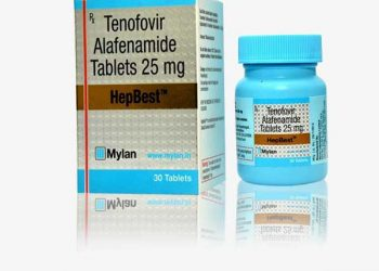 Buy HepBest Online | Mylan Tenofovir Alafenamide 25 mg Tablet at Lowest Price in Nigeria