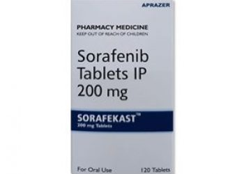 Buy Sorafekast Online | Aprazer Sorafenib 200 mg Tablet at Lowest Price in Nigeria