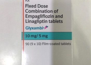 Buy Glyxambi 10/5 mg Online | Empagliflozin and Linagliptin Tablet at Lowest Price in Nigeria