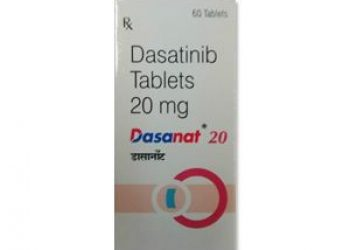 Buy Dasanat 20 mg Online | Natco Dasatinib Tablet at Lowest Price in Nigeria