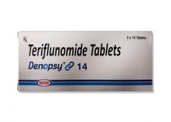 Buy Denopsy 14 mg Online | Natco Teriflunomide Tablet at Lowest Price in Nigeria