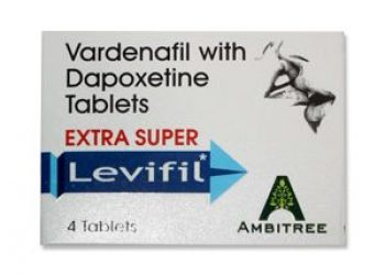 Extra Super Levifil Tablet Price | Buy Vardenafil/Dapoxetine Online in Nigeria