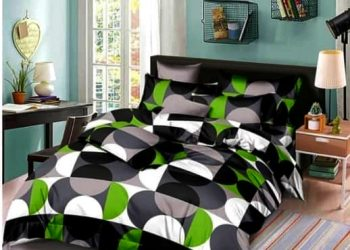 Normal design bed sheet