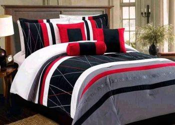 Bed sheet normal design