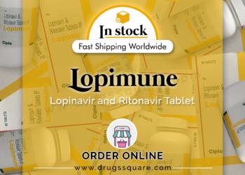 Lopimune Tablet Price – Order Cipla Lopinavir 200mg/Ritonavir 50mg Online in Nigeria