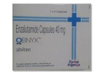 Buy Obnyx 40 mg online – Cadila Enzalutamide Capsule