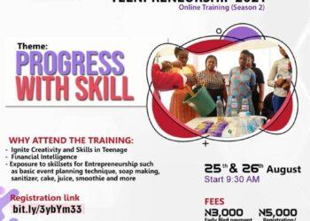 2021 Teenpreneurship Training